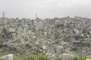 Jordanien - Blick auf Amman
