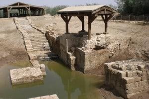 Jordanien - Taufstelle Jesus am Jordan