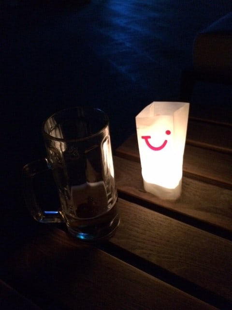 Zadar Tui Lampe