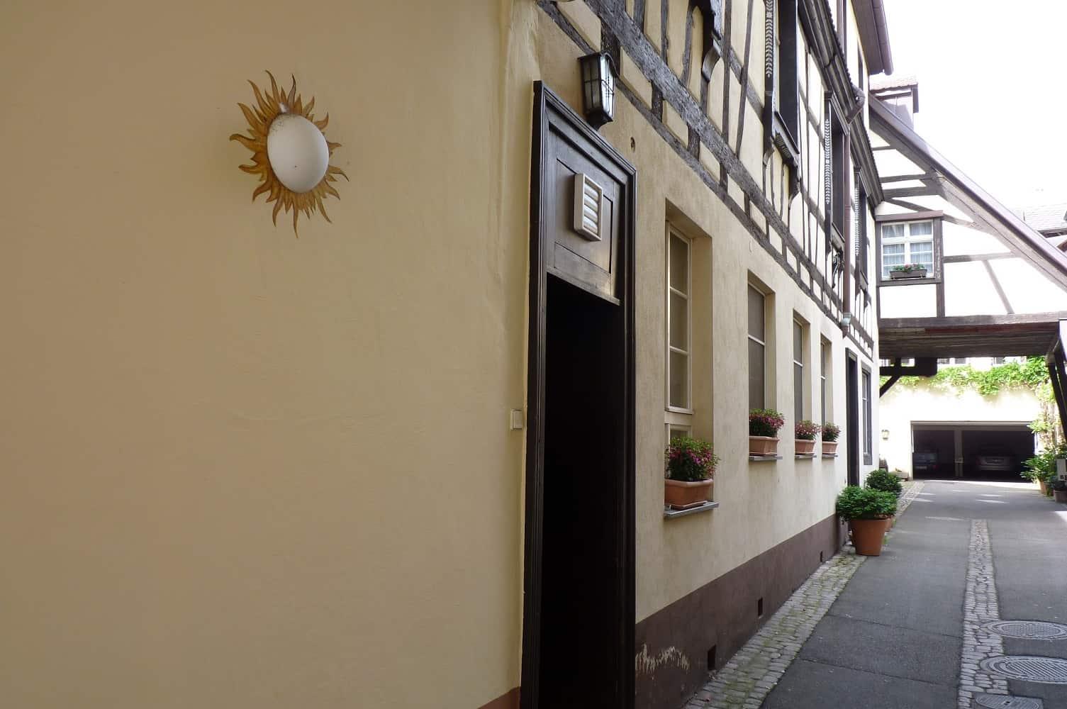 Gasthaus Sonne Offenburger Stadtbuckel