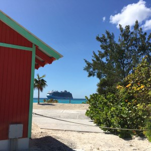 Bahamas Licht