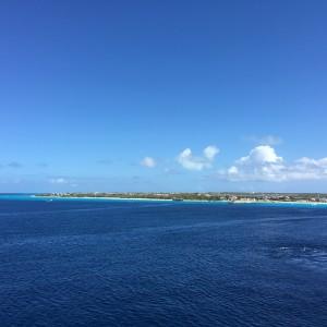 Paradiesische  Bahamas Farben