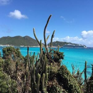Karibik Farben