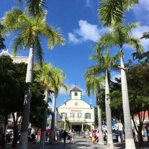 Saint Maarten Kirche