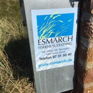 Esmarch vermietet Ferienhäuser