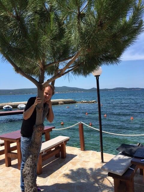 Kroatien Dalmatien Meer