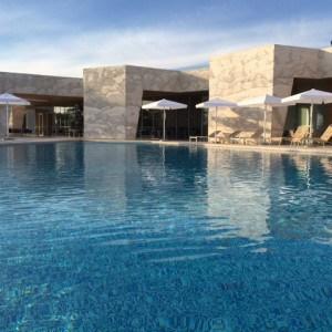 D Resort Pool mit Wellnessbereich