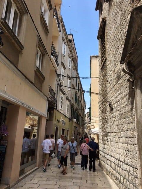 Altstadt von Sibenik