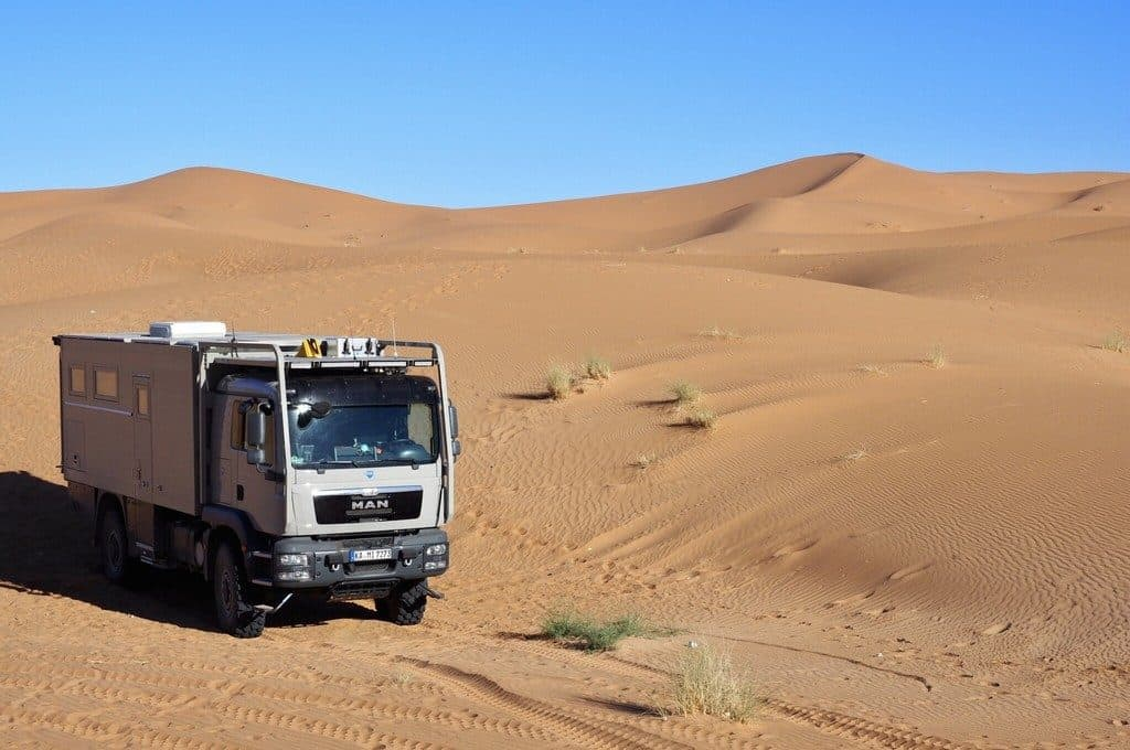 Unicat MD57 MAN TGM 4x4.