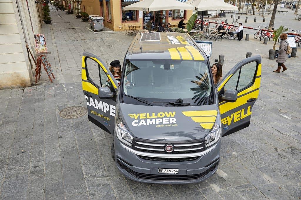 Yellowcamper