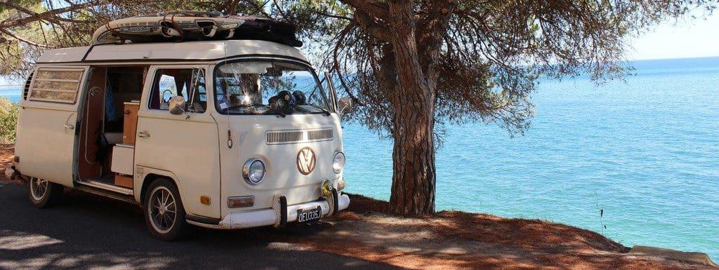 Klassische Reisemobile gemietet über Yescapa.