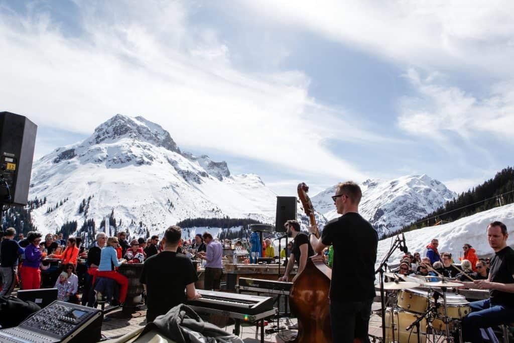 Tanzcafe Arlberg 2019