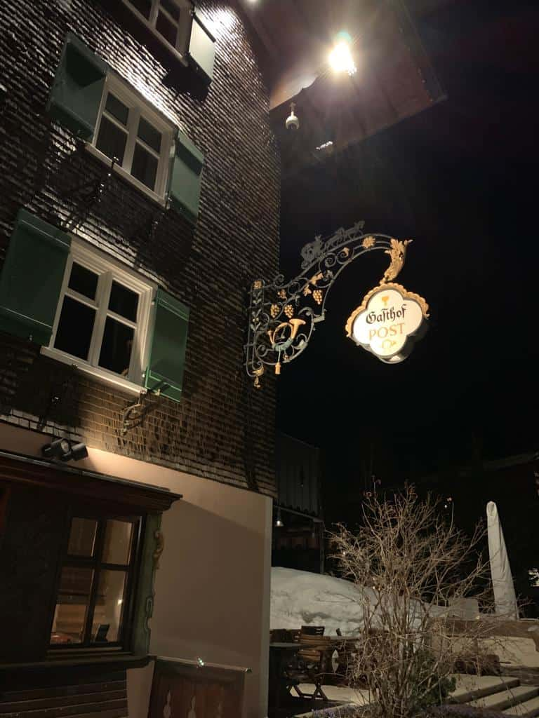 Tanzcafé Arlberg