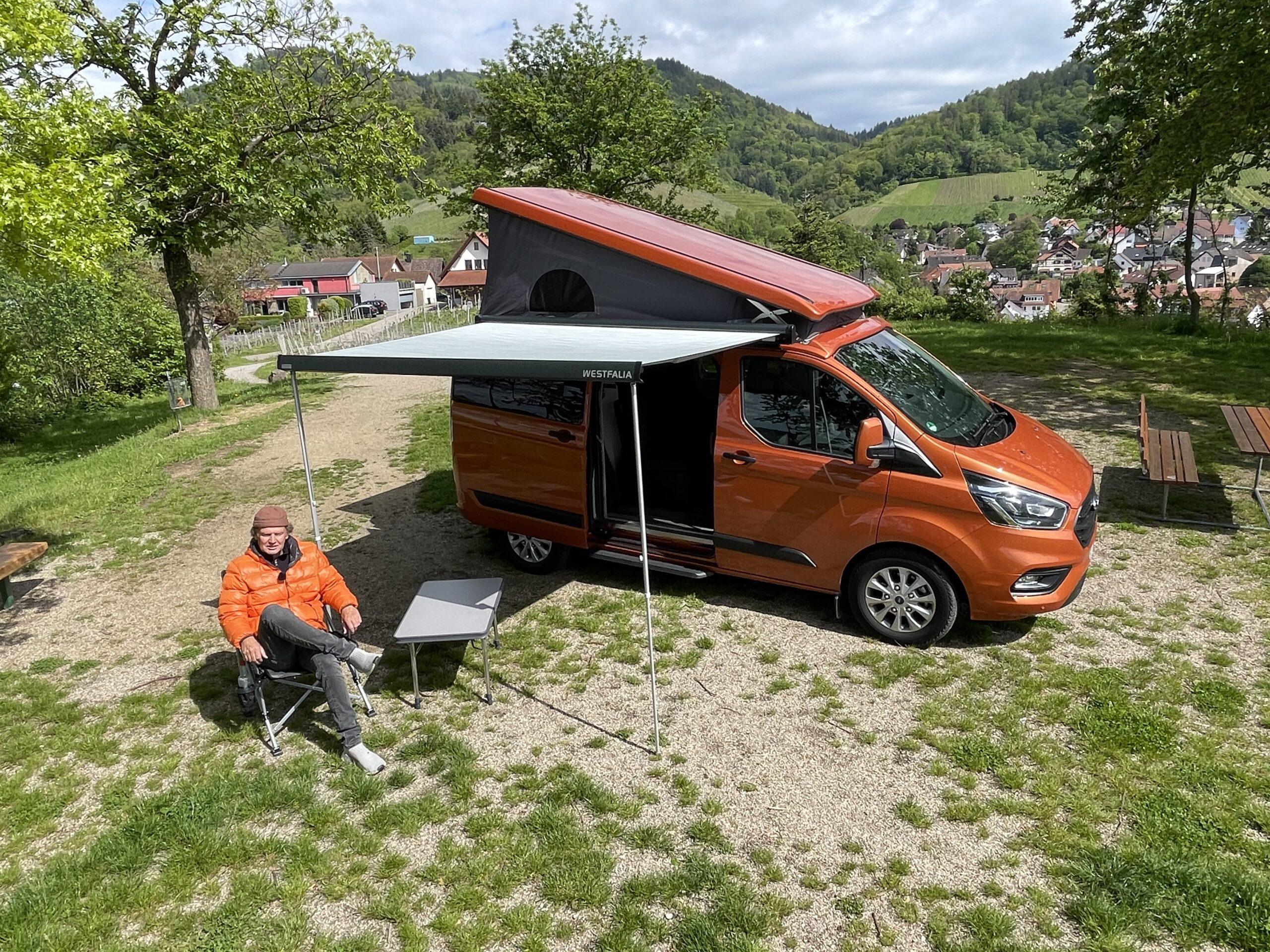 Ratgeber: Urlaub mit dem Miet-Camper