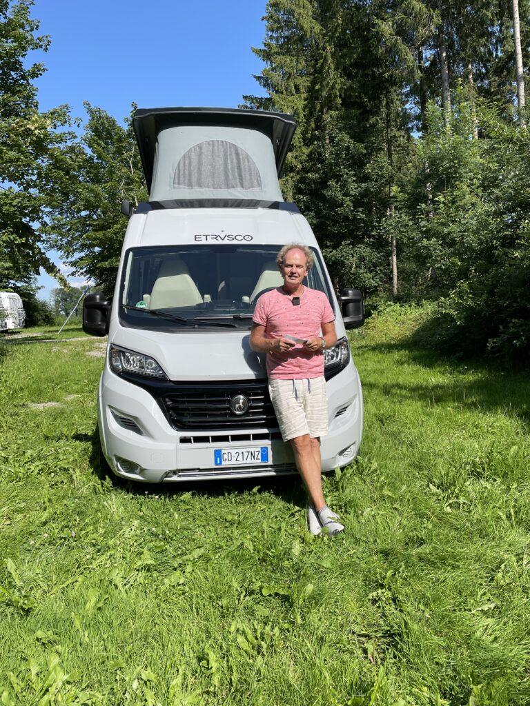 Ist Camper Urlaub schlecht für die Beziehung?